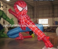 Hot Sale Giant Inflatable Spider Man For Promotion