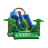 The Forest King Theme Inflatable Slide