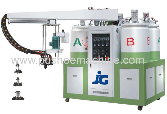 Wenzhou 2016 Pu Shoe Making Machine Price From China
