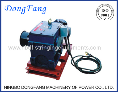 Cable Pulling Winch of Underground Cable Installation Equipments