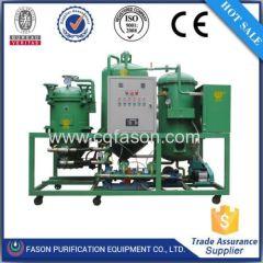 User-friendly used diesel oil refinery machine