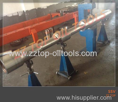 Super safety valve / SSV for well testing drill stem testing