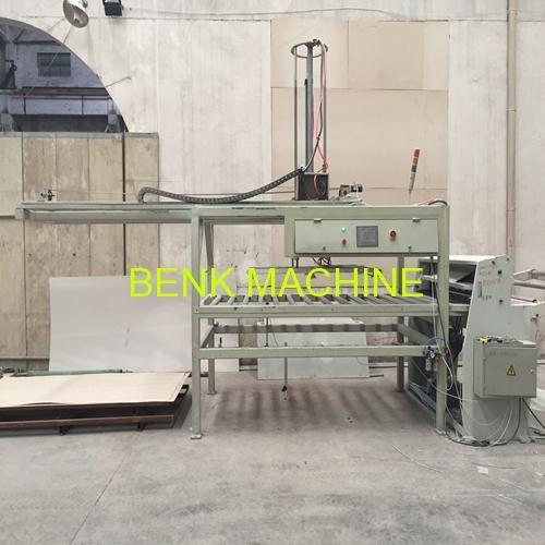 PVC artificial marble decorative sheet making machine