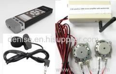 2.4G long distance wireless amplifier exciter kits for classroom whiteboard 2*20W
