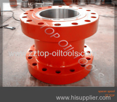 "13 5/8"" Wellhead flanged riser spool /drilling spool"