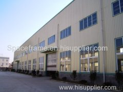 Light steel structure building steel factory