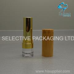 bamboe verpakking lippenstift container leeg lippenstift buis