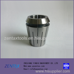 HIGH PRECISION ER steel sealed collet ER 25 (ER COOLANT COLLETS) /ER11/ER16/ER20/ER32/ER40 0.005mm