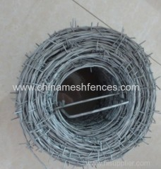 Zinc Aluminum Coating Barbed Wire