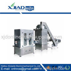 Automatic high speed plastic cover capping machine
