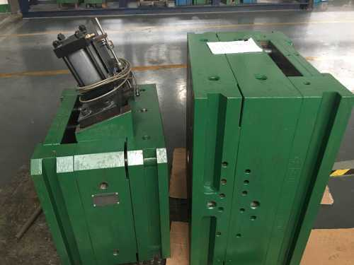 Aluminum Die Casting Tooling for 800T machining Ton