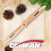1580 Gas Propellers with ccw for model airplane