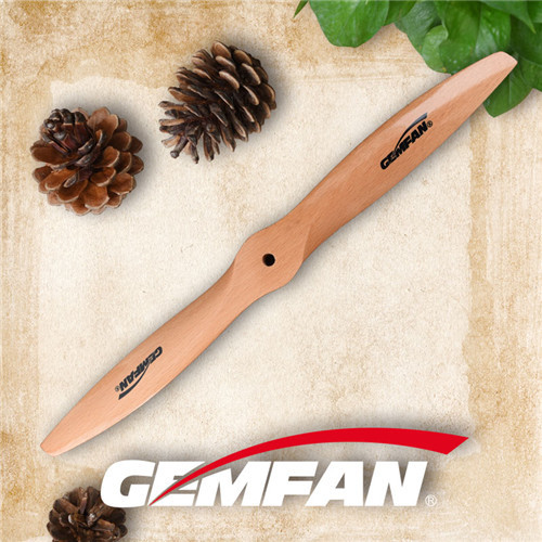 16x10 inch Gas Wooden Propellers with ccw for aeroplane