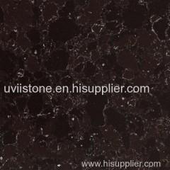 Sparkle quartz stone countertop