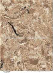 Quartz stone surface panel