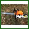 52cc powered gas chain saw saw chains chainsaws