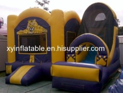 Commercial Grade Inflatable Combo With Slide