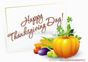 Happy Thankgiving Day by Nick baler company