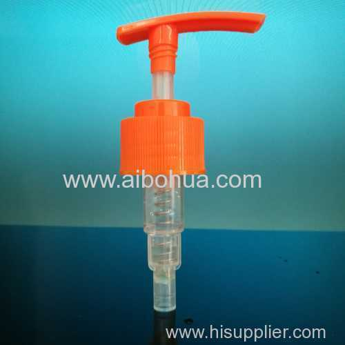 Plastic Lotion Pump Soap Dispenser Pump