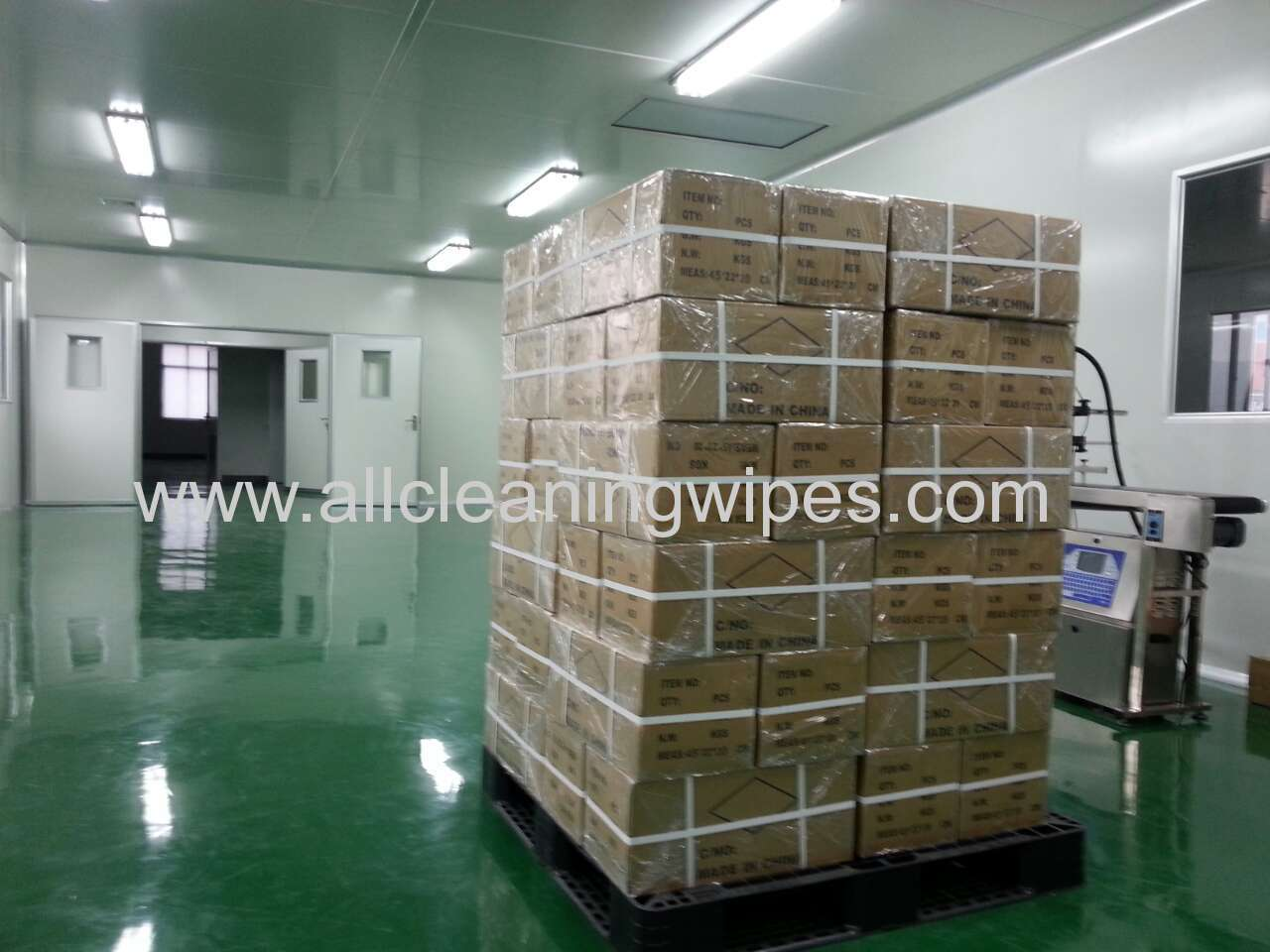 finsihed products warehouse