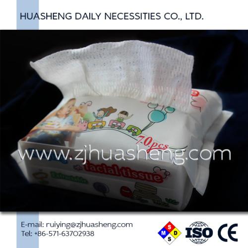 toallitas de algodón para bebés toallitas húmedas 100% seguras y 100% biodegradables