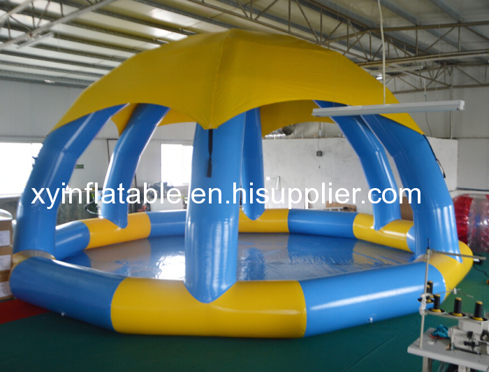 Airtight Dome Inflatable Pool Tent Manufacturers And Suppliers In China