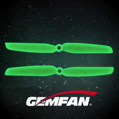 6030 ABS Fluorescent 2 blades Propeller For rc model Multirotor ccw cw