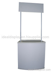 Lightweight and portable promotion table