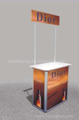شعبية جدول الترقية الجدول الترويجية البلاستيك مكتب ترويج