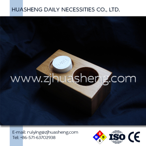 Bamboo Trays for Compressed Mini Magic tissue coin towel