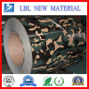 camouflage prepainted steel coil
