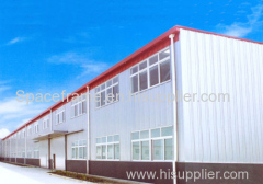 Light Steel Structure Economic Prefabricated factory plant Price