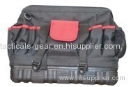 Houyaun 16.1-inch Wide Mouth Tool Bag with Rubber Base
