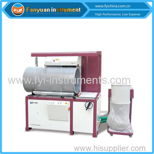 Plastic Pipe Cutting and Chamfering Machine
