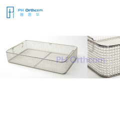 Standard Loading Basket for Instruments Orthopedic Instrument Containers