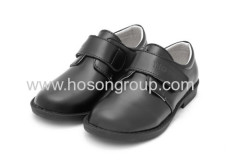 Boys and girls casual velcro flat students' shoes