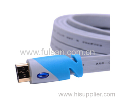 Cabo hdmi full HD1080p 3D & blue ray supported hdmi cable available in