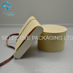 eco-friendly wooden bamboo cosmetic packaging