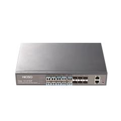 optical SFP fiber Switch with 14 1000M SFP Port and 2 1000M Combo port smart gigabit 16 ports SFP fiber switch