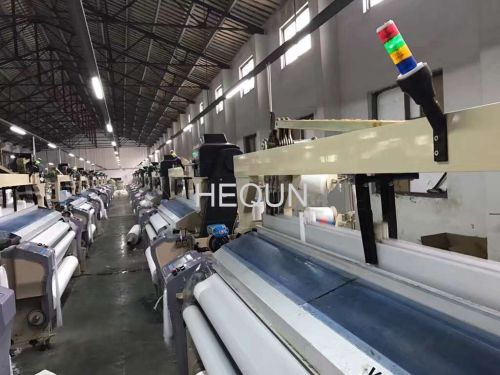 High Speed Cam Shedding For Water Jet Loom