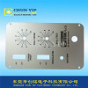 Custom OEM membrane switch for precision instruments