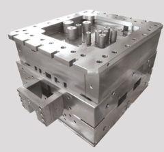 Design profissional de moldes para clientes
