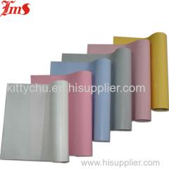colored fiberglass heat sink insulation rubber floor silicone sheet