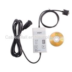 Truck Diagnostic Scanner VCI 1 For Scania VCI1 interface