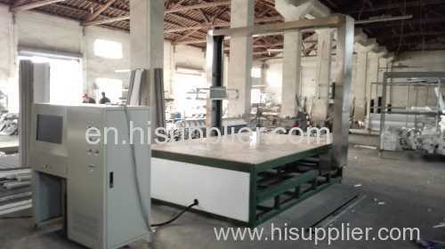 EPS foam cutting machinery CNC CUTTER