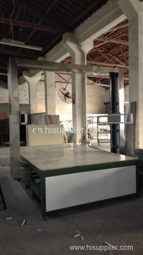 EPS foam cutting machinery -Easily Operating