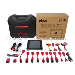 cablesmall XTOOL EZ500 HD Diagnosis System EZ500 HD Truck Diagnostic Tool