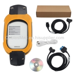 cablesmall VCADS 88890180 Interface VCADS 88890020 With Yellow Protection