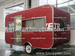 Towable trailer (movable trailer)
