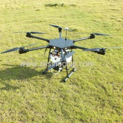 Multifunctional pesticide sprayer hexacopter